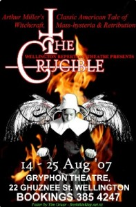 crucibleposterwellington2007