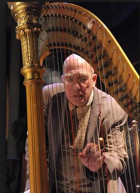Conrad Feininger as Gregory Solomon in Olney Theatre Center's production of Arthur Miller's THE PRICE.
